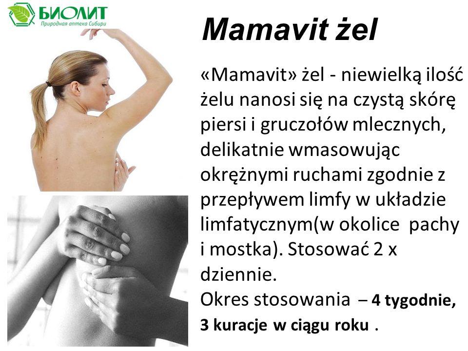 Mamavit żel