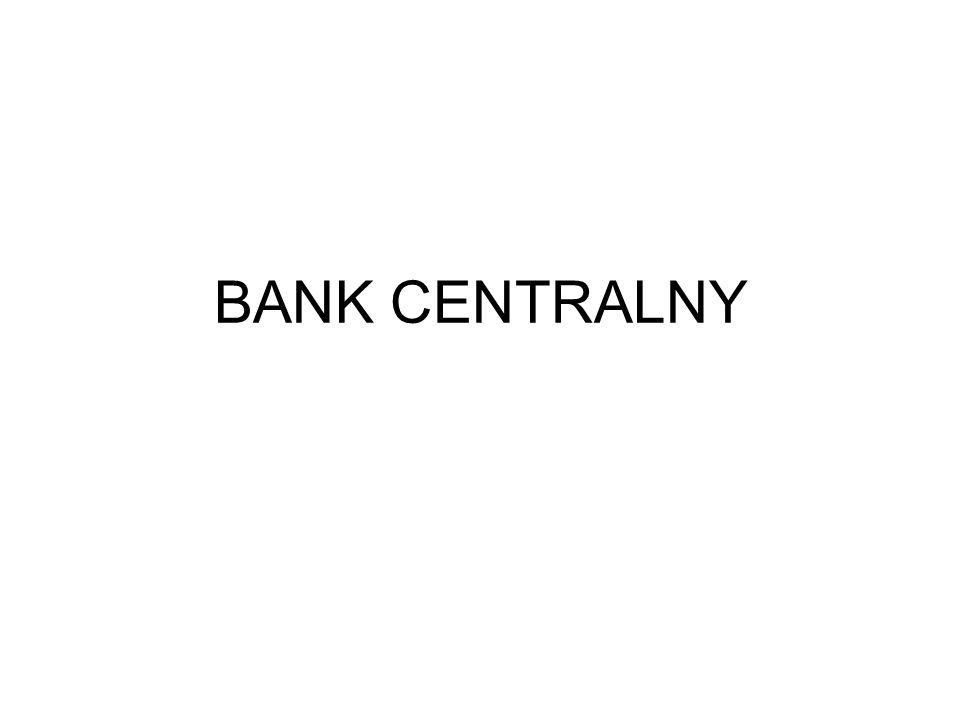 BANK CENTRALNY