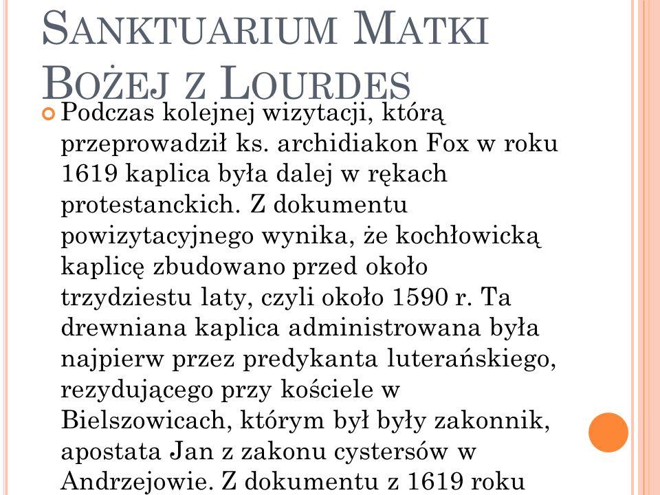 Ruda Śląska - Kochłowice - Sanktuarium Matki Bożej z Lourdes