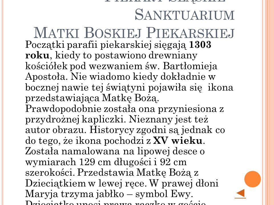 Piekary Śląskie - Sanktuarium Matki Boskiej Piekarskiej