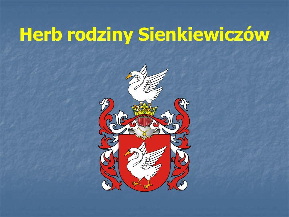 Herb rodziny Sienkiewiczów