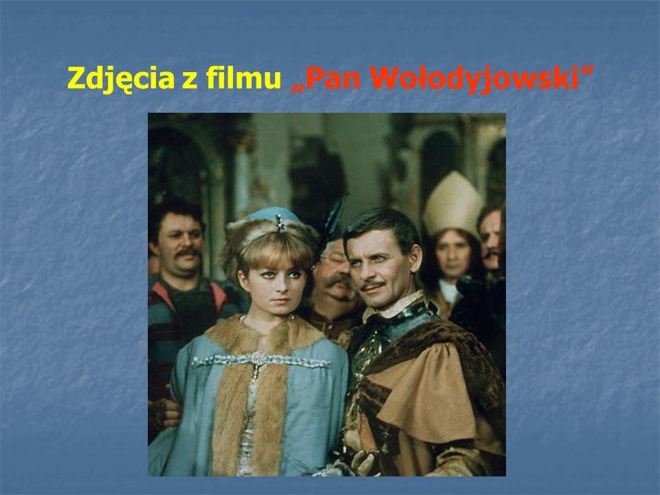 """Zdjęcia z filmu """"Pan Wołodyjowski"""