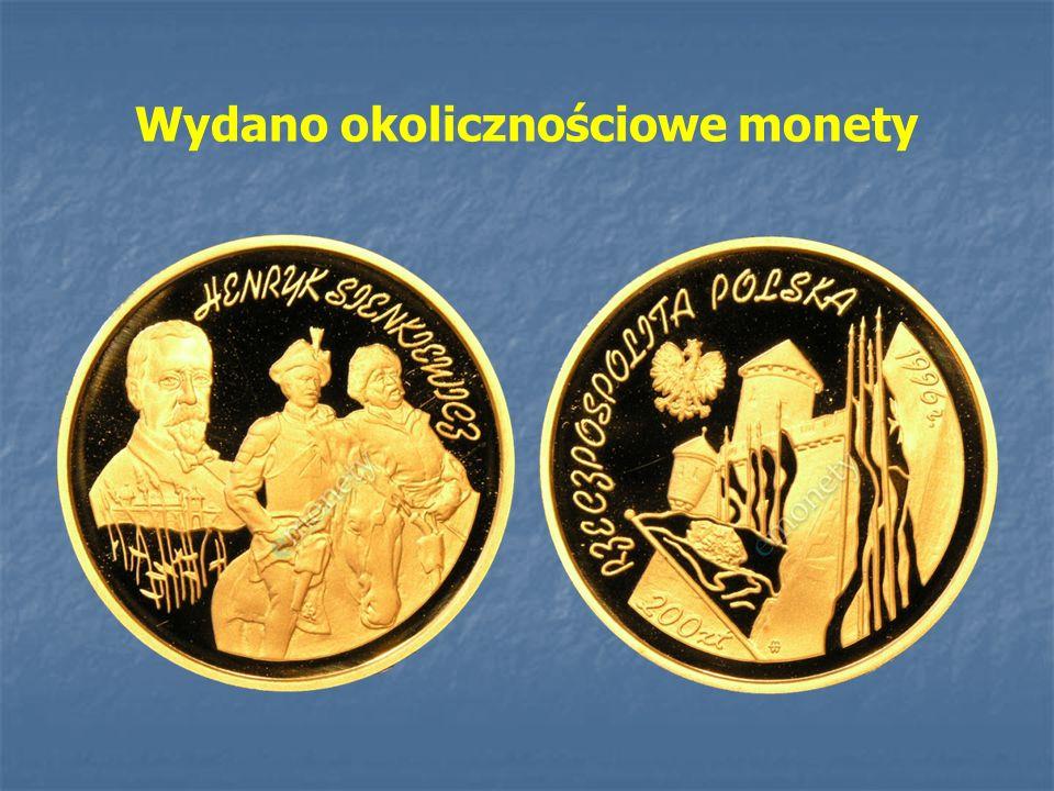 Wydano okolicznościowe monety