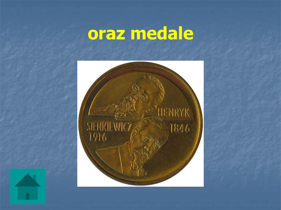 oraz medale