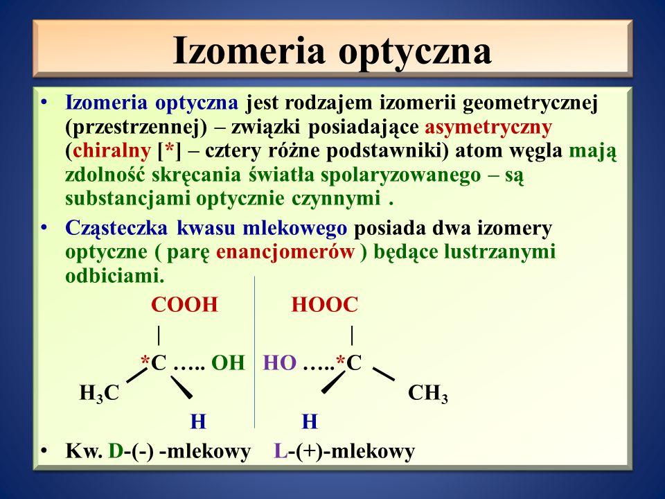Izomeria optyczna