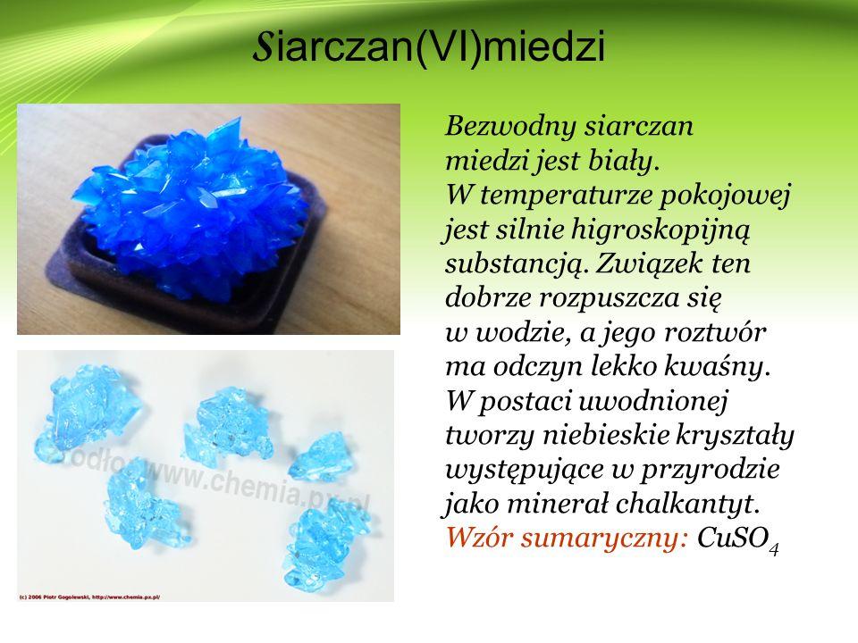 Siarczan(VI)miedzi
