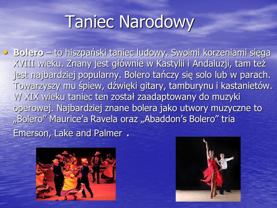 Taniec Narodowy