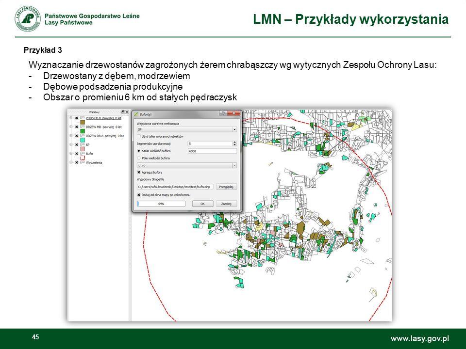 LMN – Przykłady wykorzystania