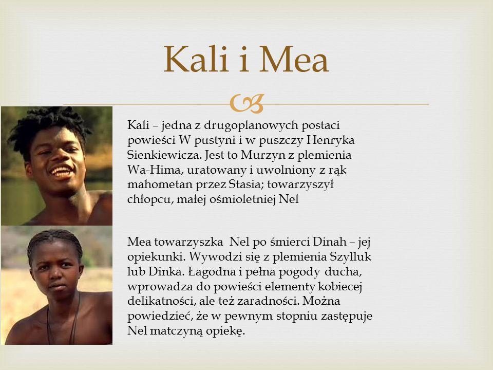 Kali i Mea