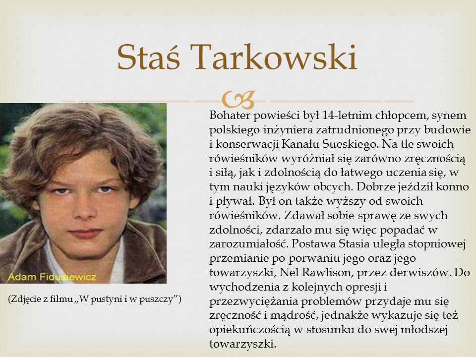 Staś Tarkowski