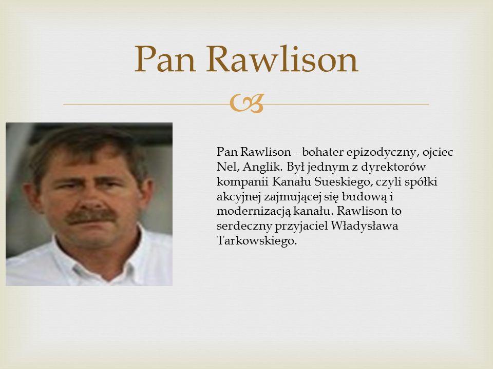 Pan Rawlison