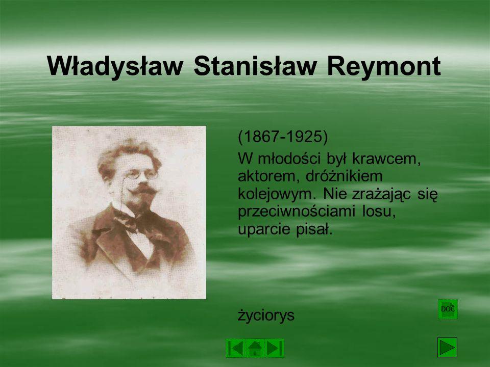 Władysław Stanisław Reymont