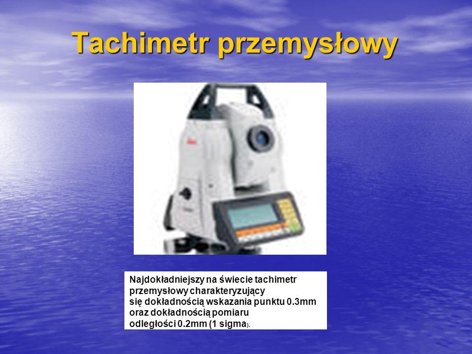 Tachimetr przemysłowy