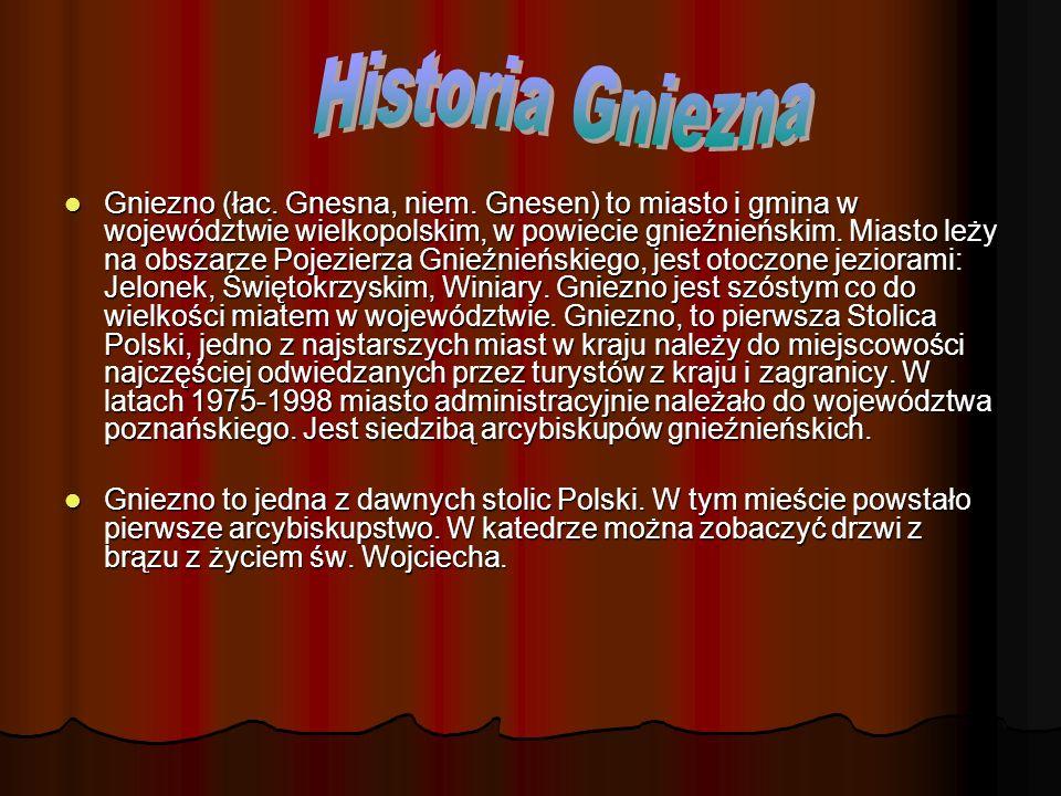 Historia Gniezna