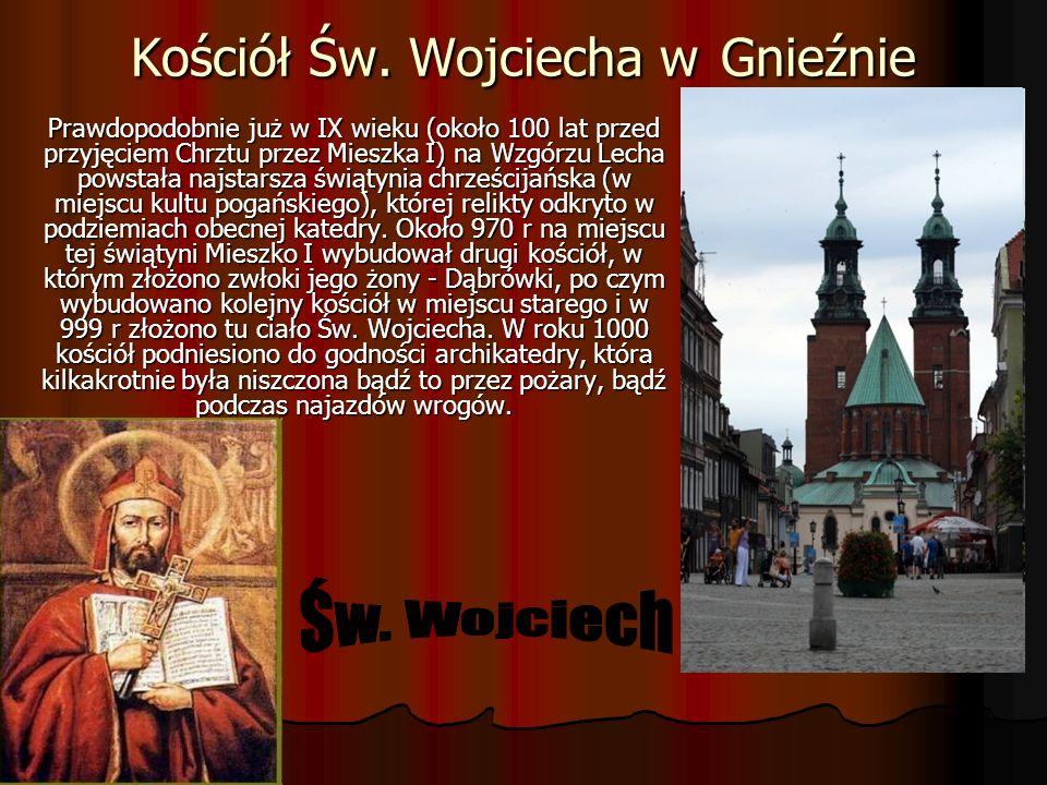 Kościół Św. Wojciecha w Gnieźnie
