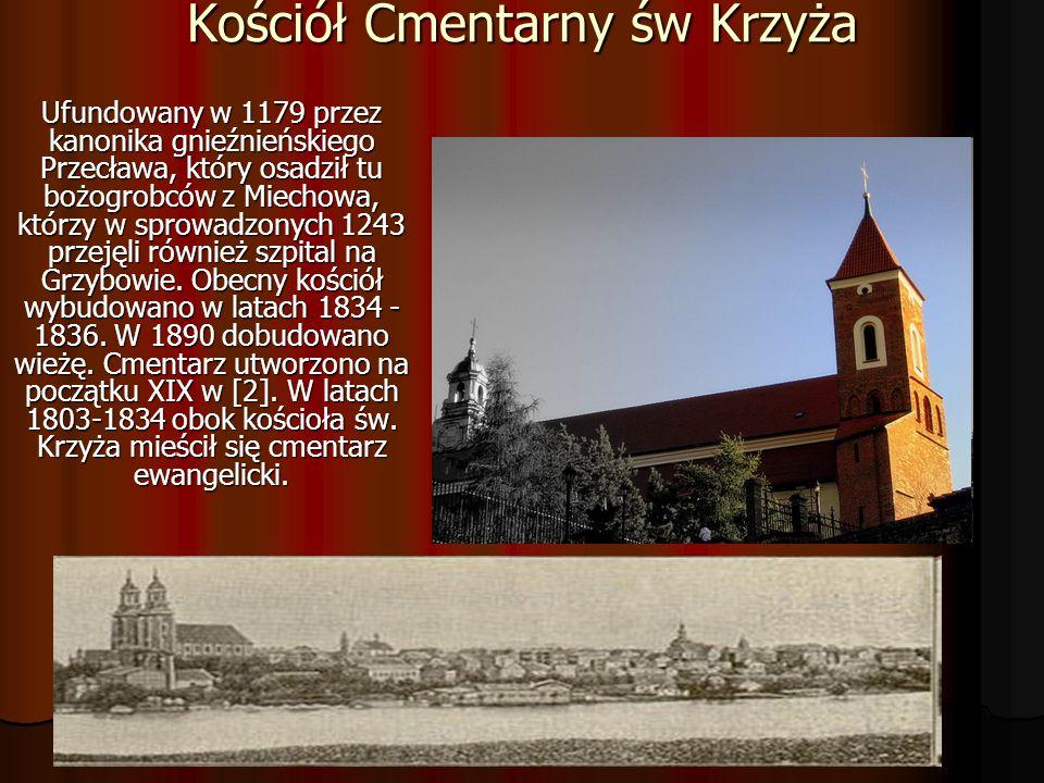 Kościół Cmentarny św Krzyża