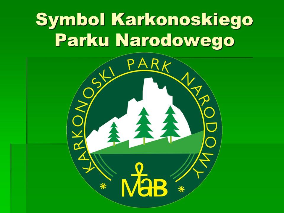 Symbol Karkonoskiego Parku Narodowego