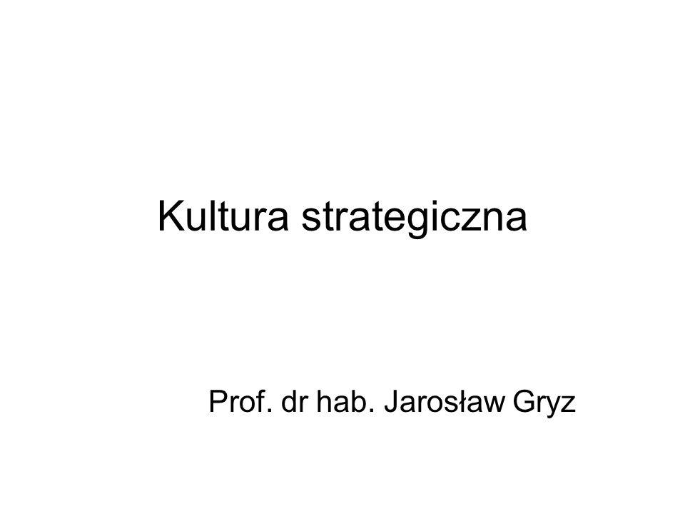 Prof. dr hab. Jarosław Gryz
