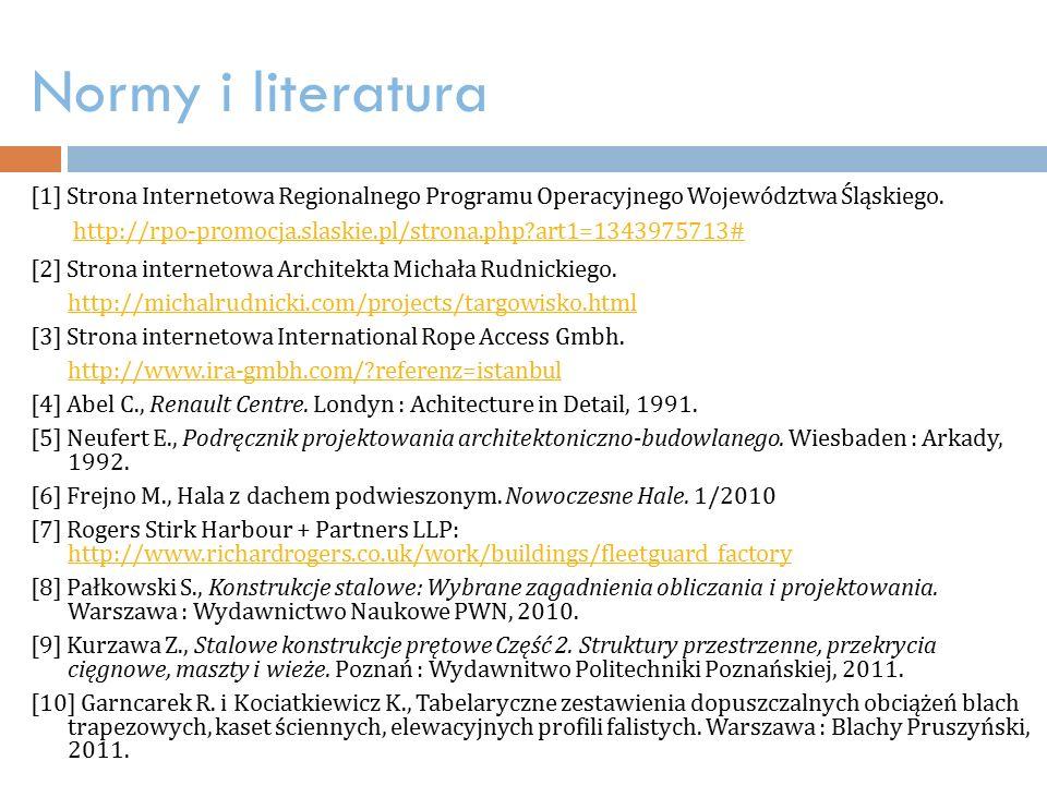 Normy i literatura