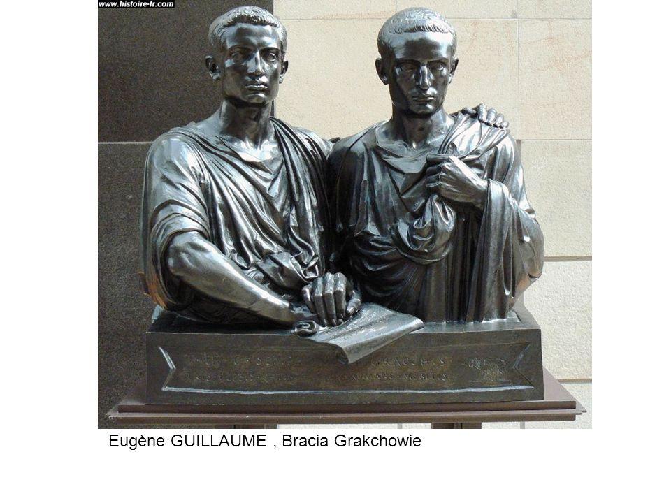 Eugène GUILLAUME , Bracia Grakchowie