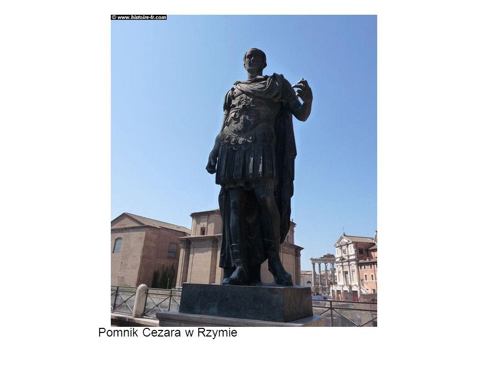 Pomnik Cezara w Rzymie