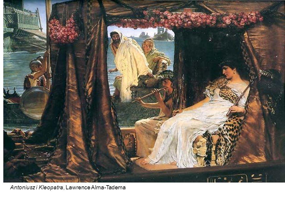 Antoniusz i Kleopatra, Lawrence Alma-Tadema
