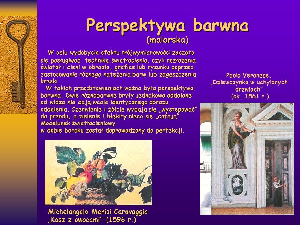 Perspektywa barwna (malarska)