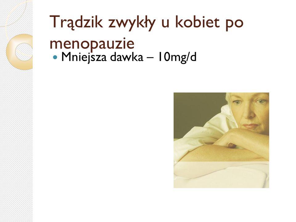 Trądzik zwykły u kobiet po menopauzie