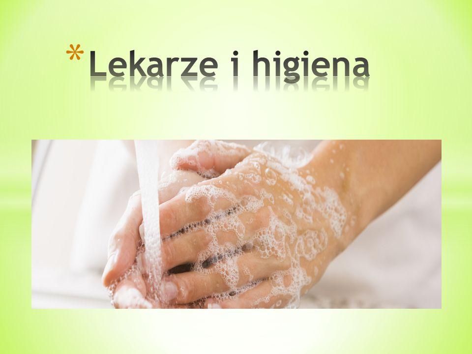 Lekarze i higiena