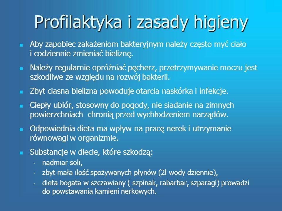 Profilaktyka i zasady higieny