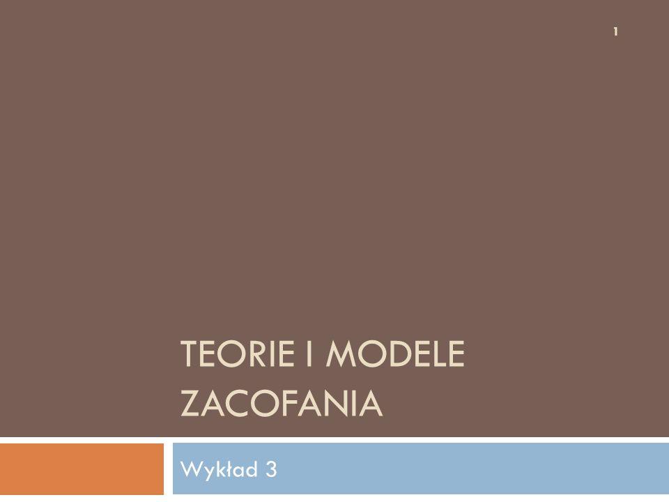 Teorie i modele zacofania