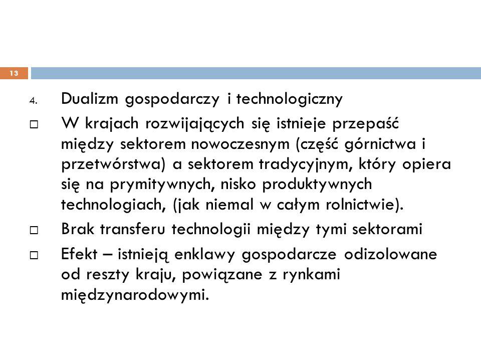Dualizm gospodarczy i technologiczny
