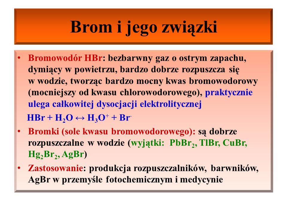 Brom i jego związki