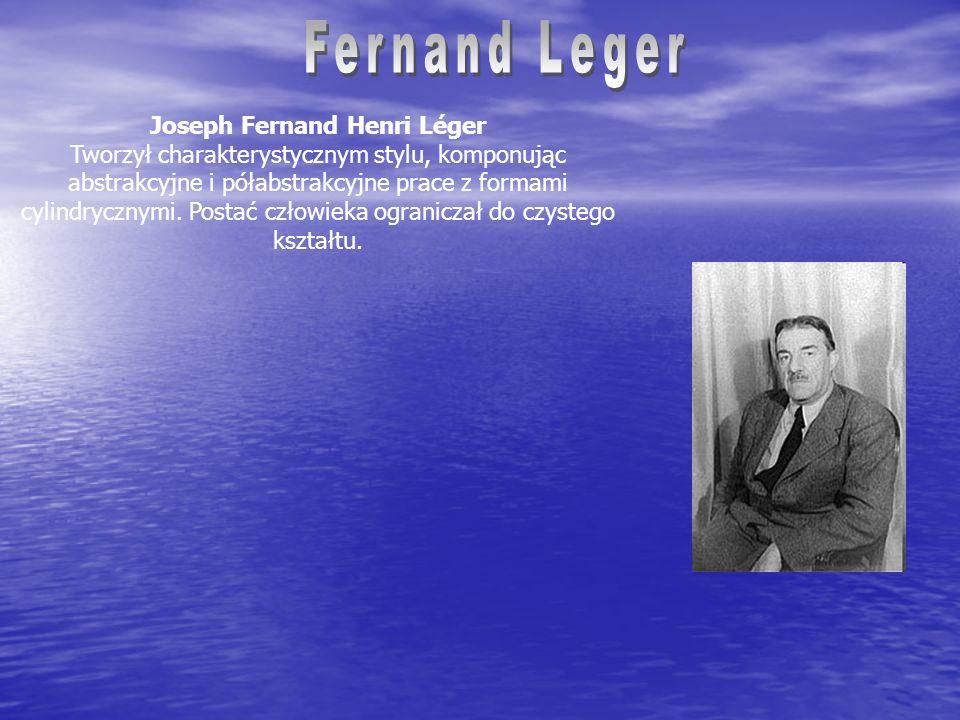 Joseph Fernand Henri Léger