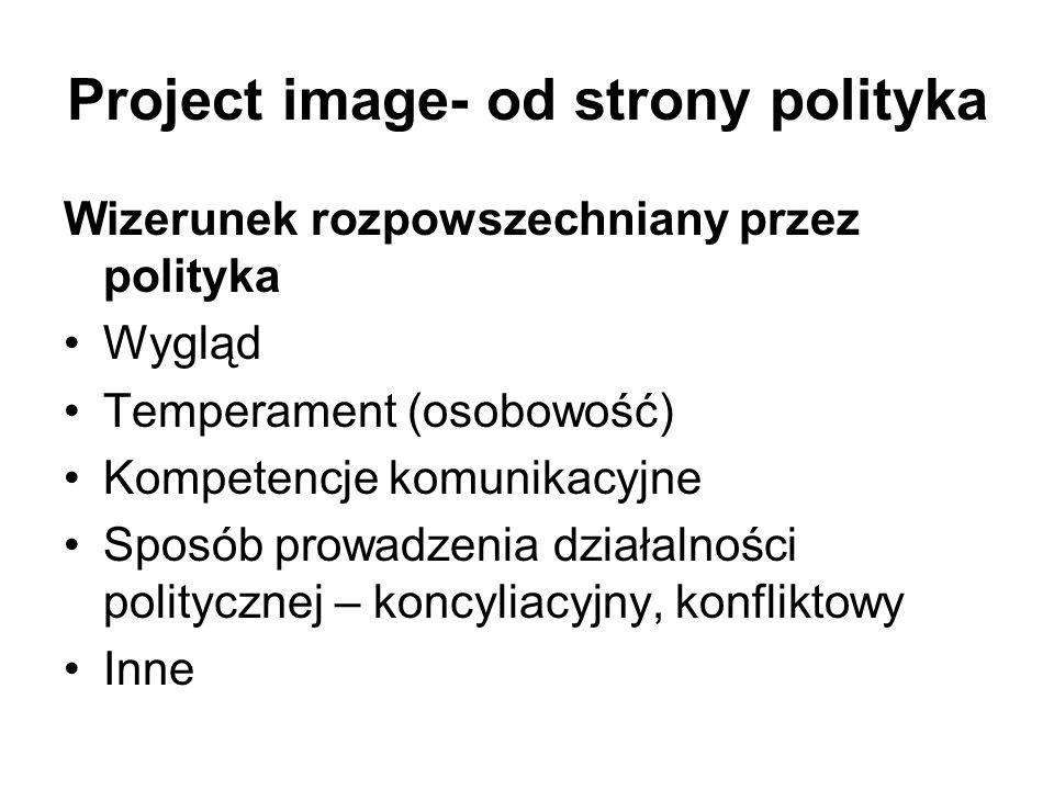 Project image- od strony polityka