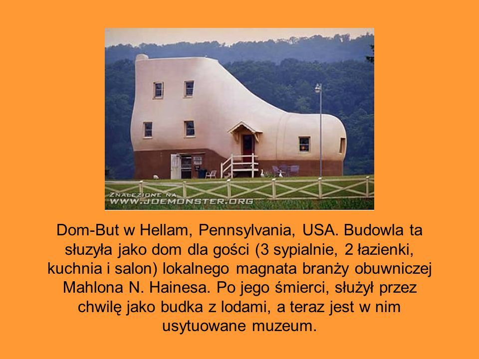 Dom-But w Hellam, Pennsylvania, USA