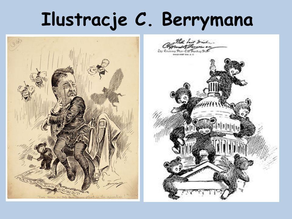 Ilustracje C. Berrymana