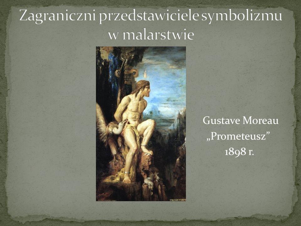 Zagraniczni przedstawiciele symbolizmu w malarstwie