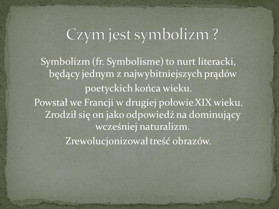 Czym jest symbolizm