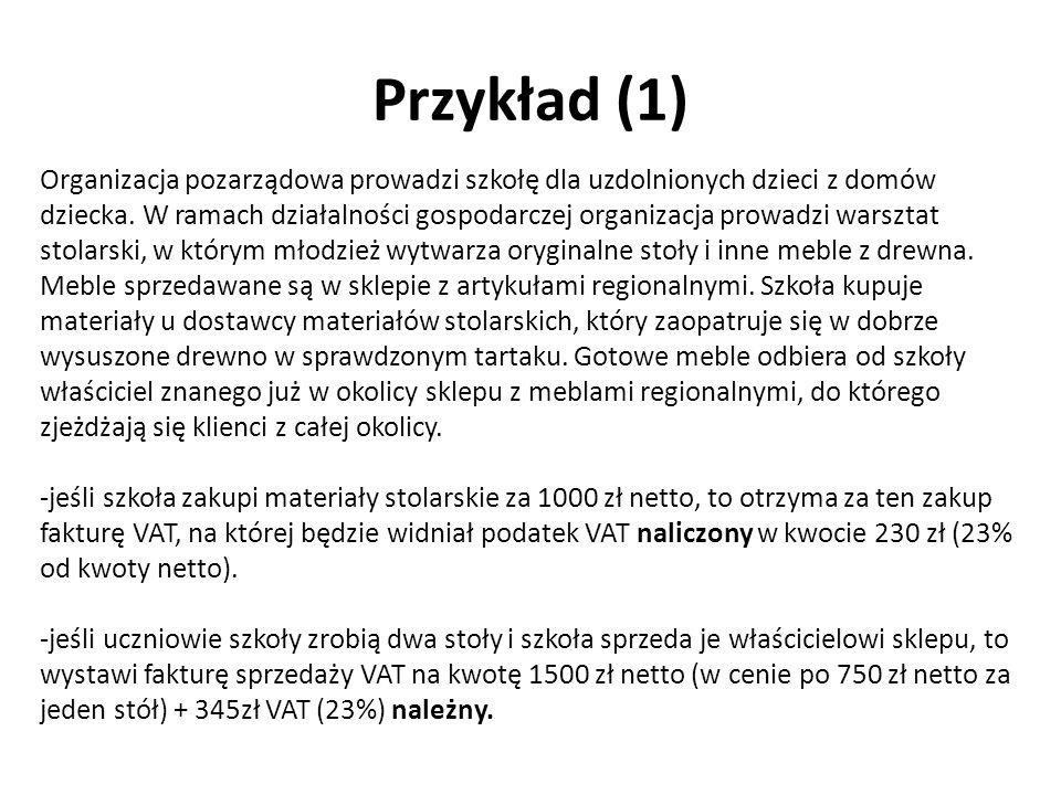 Przykład (1)