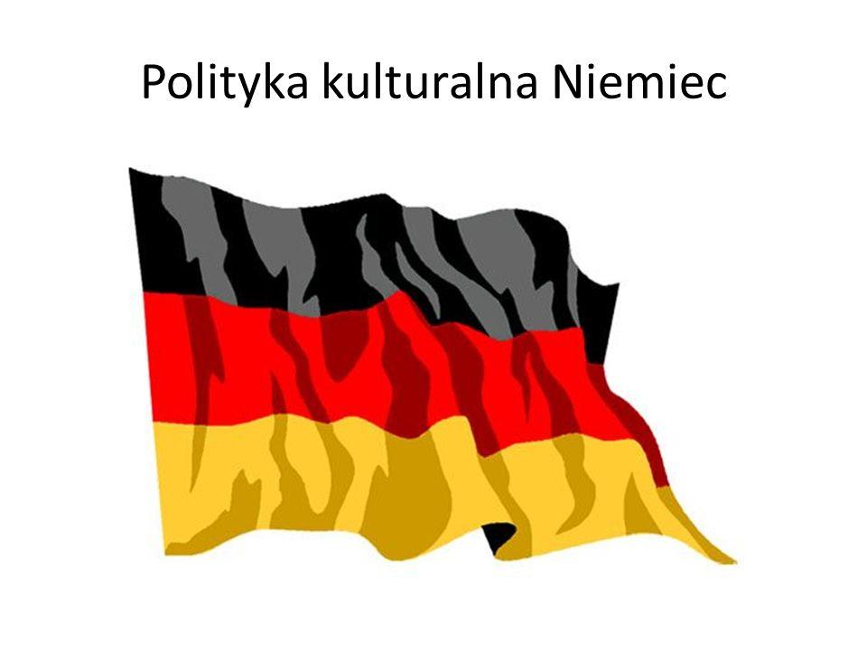 Polityka kulturalna Niemiec