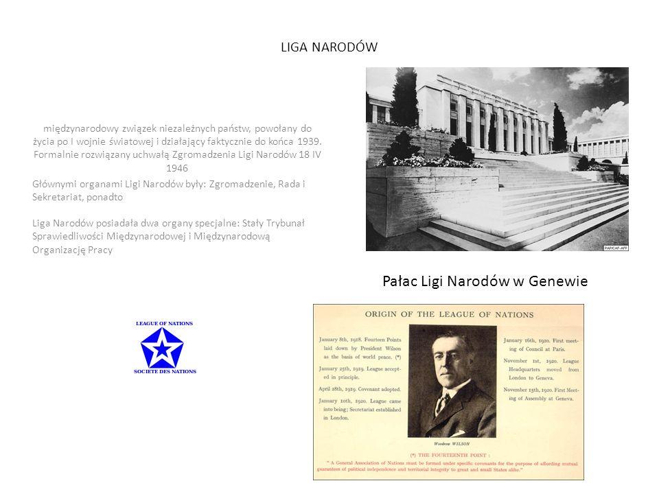 Pałac Ligi Narodów w Genewie