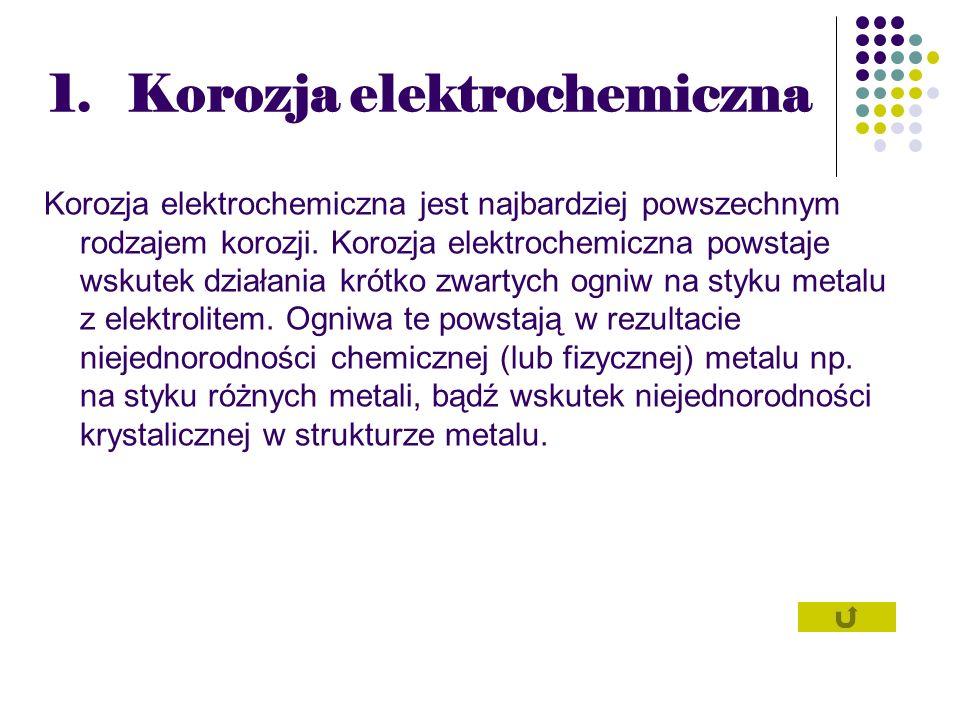 Korozja elektrochemiczna