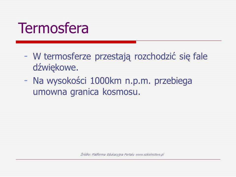 Źródło: Platforma Edukacyjna Portalu www.szkolnictwo.pl