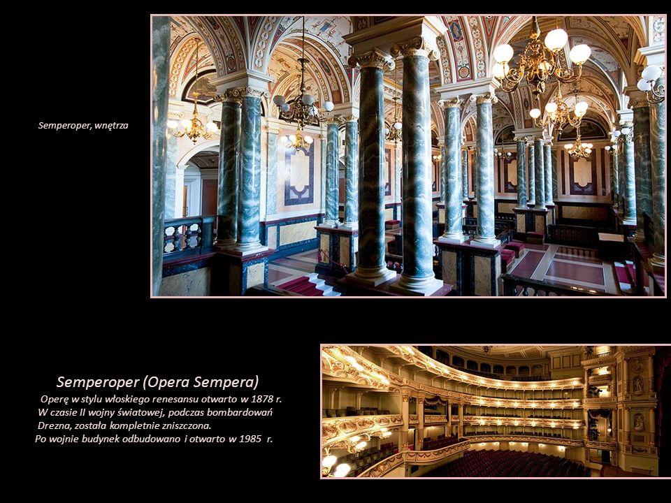 Semperoper (Opera Sempera)