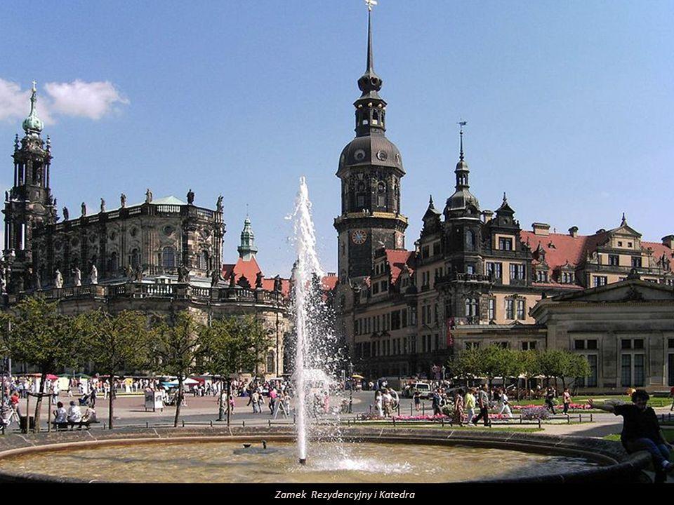 Zamek Rezydencyjny i Katedra