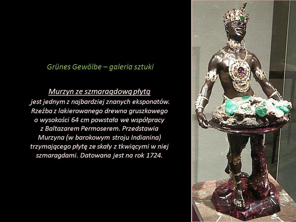Grünes Gewölbe – galeria sztuki