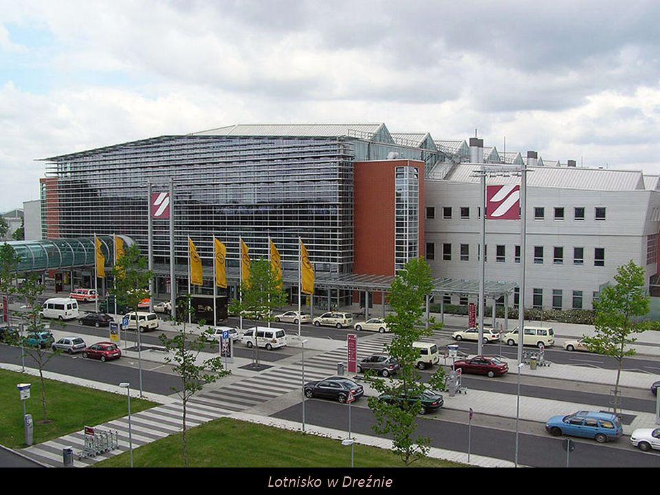 Lotnisko w Dreźnie