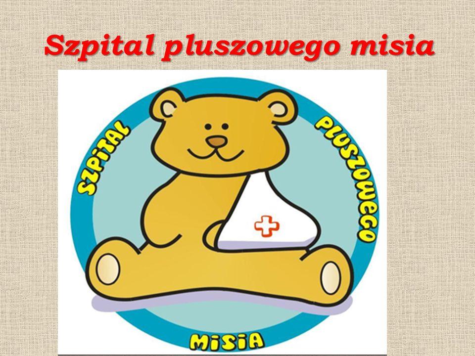 Szpital pluszowego misia