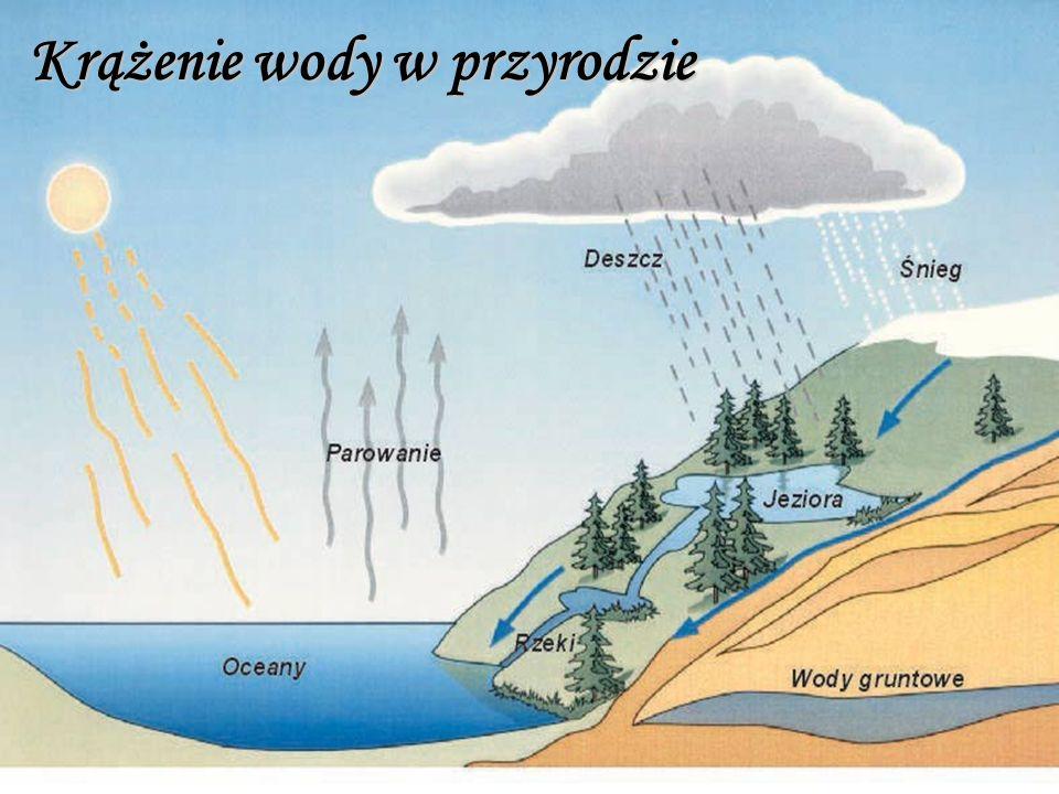 Krążenie wody w przyrodzie